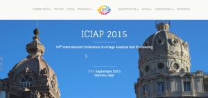 ICIAP 2015