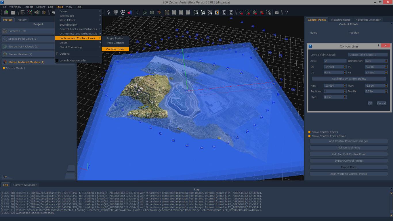 Introducing 3DF Zephyr Aerial - 3Dflow