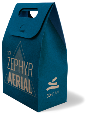 Photogrammetry software 3DF Zephyr Aerial