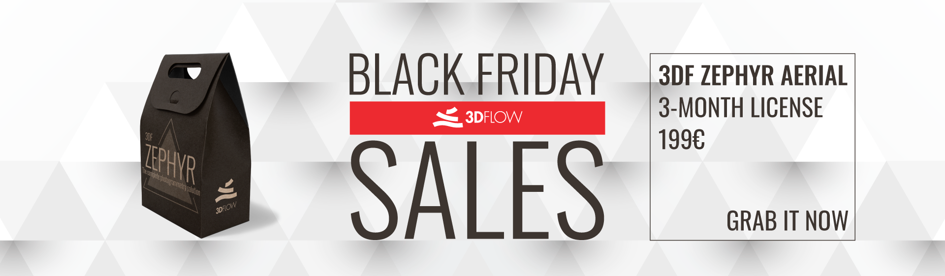 3DF Zephyr BLACK FRIDAY MADNESS!